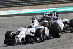 Felipe Massa (BRA), Williams F1 Team y Valtteri Bottas (FIN), Williams F1 Team  30