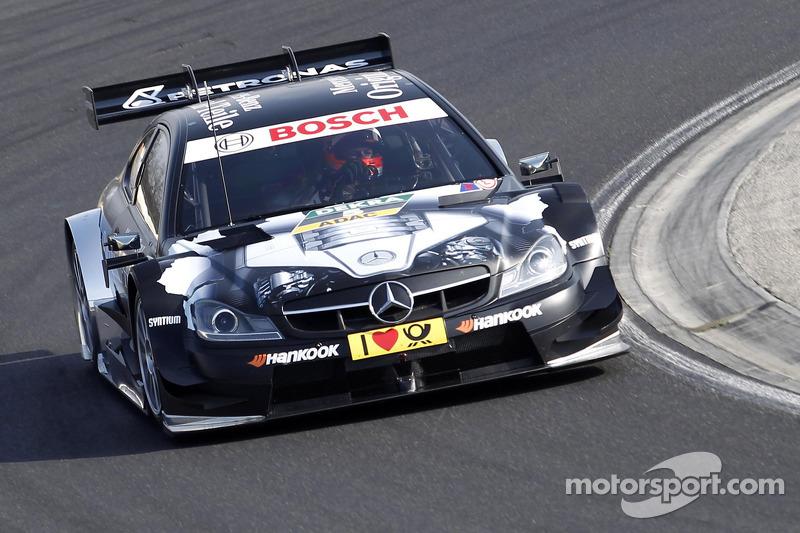 Gary Paffett, Mercedes AMG DTM-Takımı HWA DTM Mercedes AMG C-Coupe