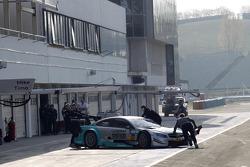 Vitaly Petrov, Mercedes AMG DTM-Team HWA DTM Mercedes AMG C-Coupe