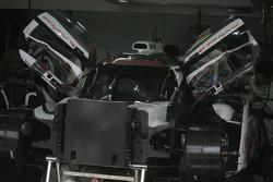 保时捷 919 Hybrid 细节