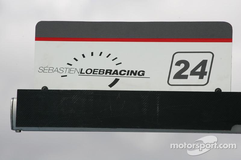 #24 Sébastien Loeb Racing Oreca 03 Nissan: Rene Rast, Jan Charouz, Vincent Capillaire, Nicolas Marro