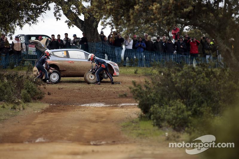尤霍·哈尼宁和托米·托米宁,现代i20WRC,现代车队