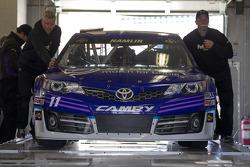 L'auto di Denny Hamlin, Joe Gibbs Racing Toyota