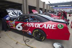 Car of Trevor Bayne
