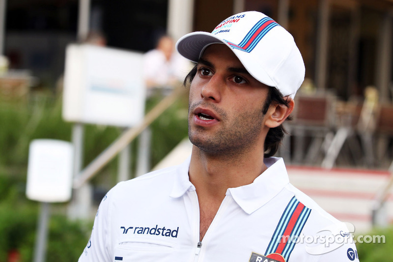 Felipe Nasr, Williams Test ve Yedek Pilotu