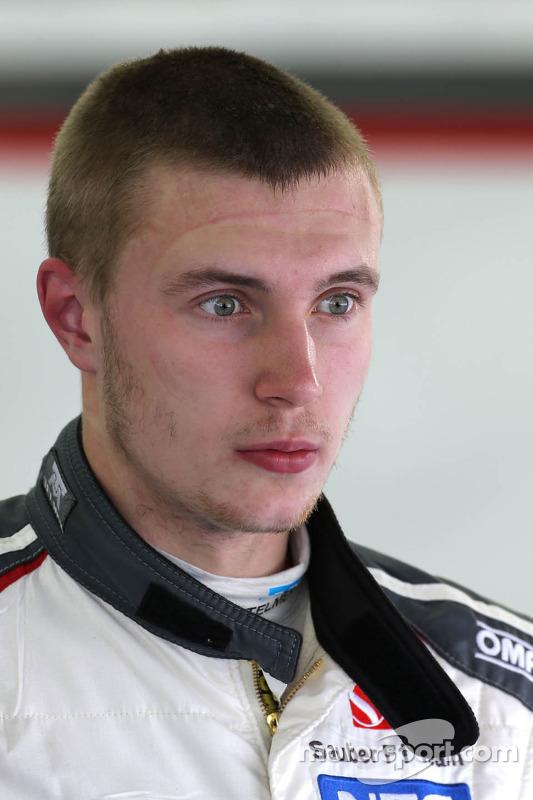 Sergey Sirotkin, piloto de testes, Sauber F1 Team