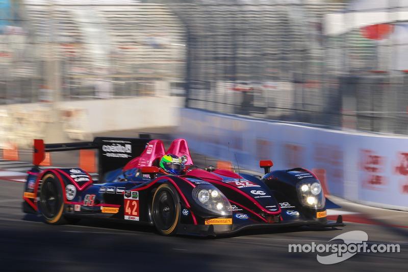 #42 Oak Racing 摩根 日产: 奥利弗·普拉, 古斯塔沃·亚卡曼