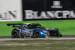 #79 Ecurie Ecosse 宝马 Z4: 安德鲁·史密斯, 阿拉斯代尔·麦凯格, 奥利弗·布莱恩特