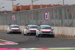 Jose Maria Lopez, Citroën C-Elysee WTCC, Citroën Total WTCC, Sébastien Loeb, Citroën C-Elysee WTCC,