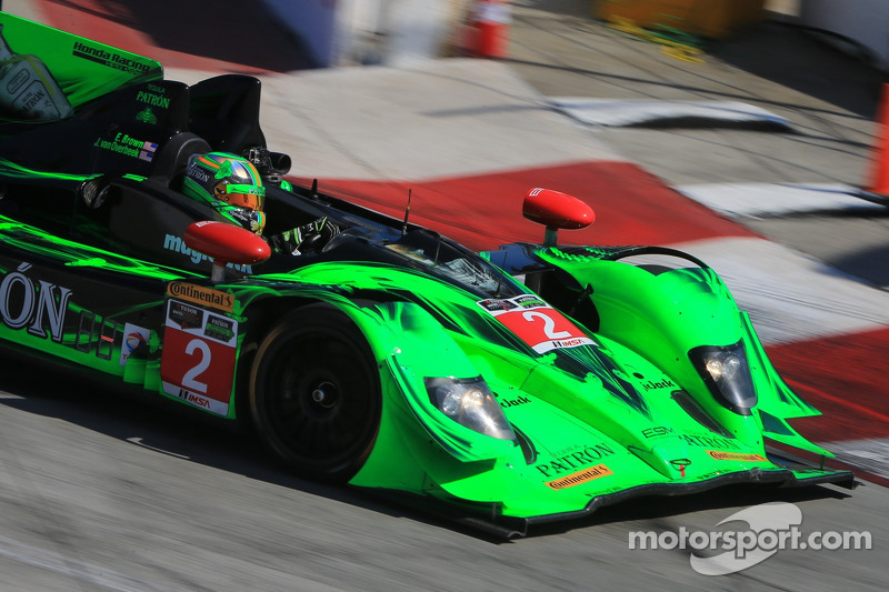 #2 Extreme Speed Motorsports HDP ARX-03b: 埃德·布朗, 约翰内斯·范奥韦尔比克