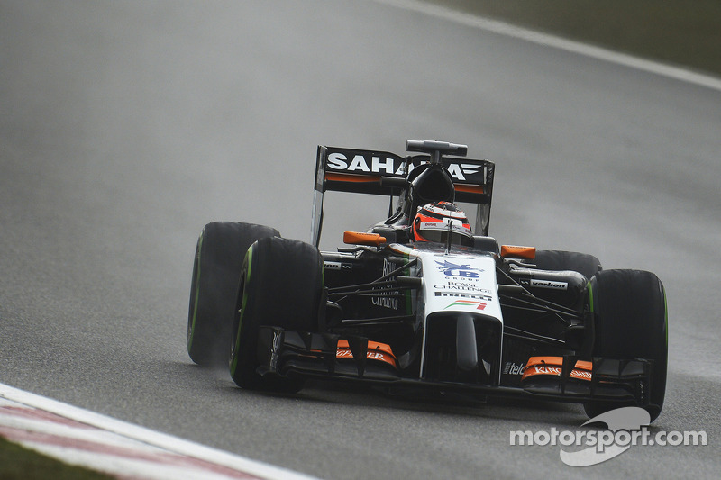 Nico Hülkenberg, Sahara Force India F1 VJM07
