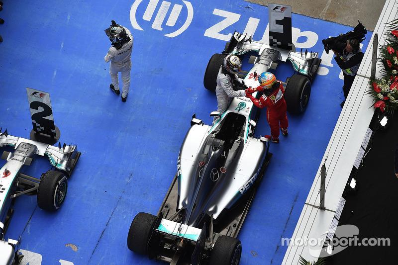 25- Gran Premio de China 2014, Mercedes