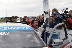 Jose Maria Lopez, Citroën C-Elysee WTCC, Citroën Total WTCC race winner
