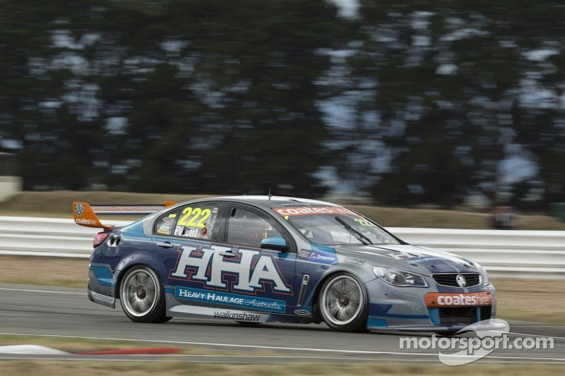Nick Percat - HHA Racing Commodore