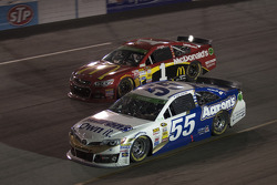 Brian Vickers e Jamie McMurray