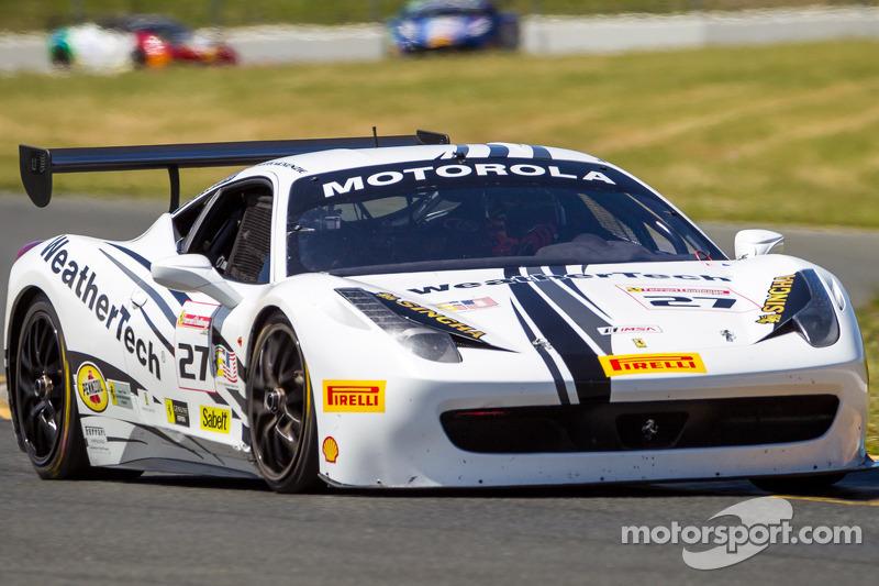 Mark McKenzie, Ferrari of Houston