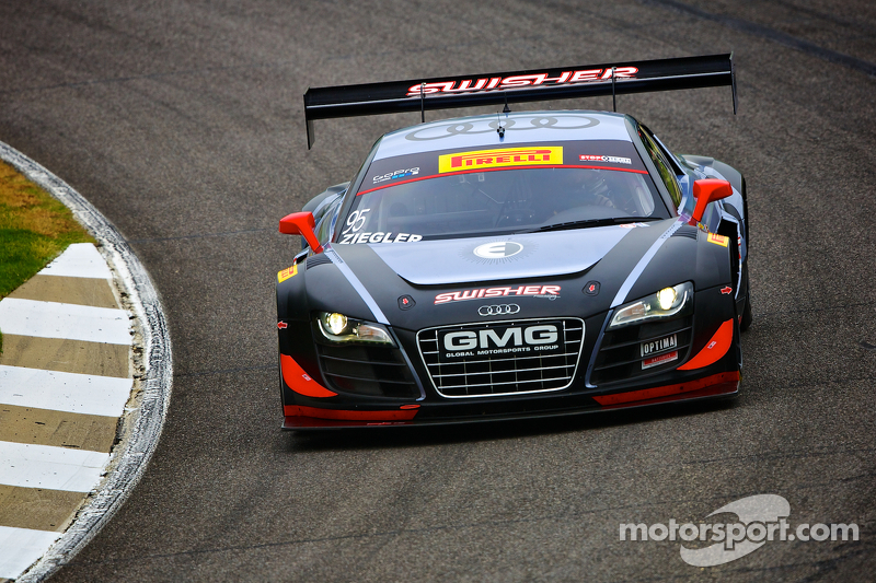 #95 Swisher Racing/GMG Audi R8 Ultra: Bill Ziegler