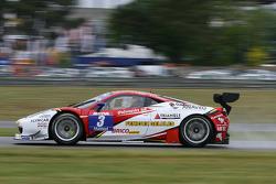 #3 Sport Garage Ferrari 458 İtalya: Eric Cayrolle, Arno Santamato
