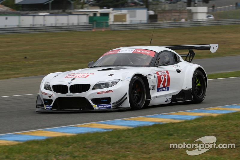 #21 Classic & Modern Racing 宝马 Z4: 皮埃尔·赫希, 托马斯·尼科尔