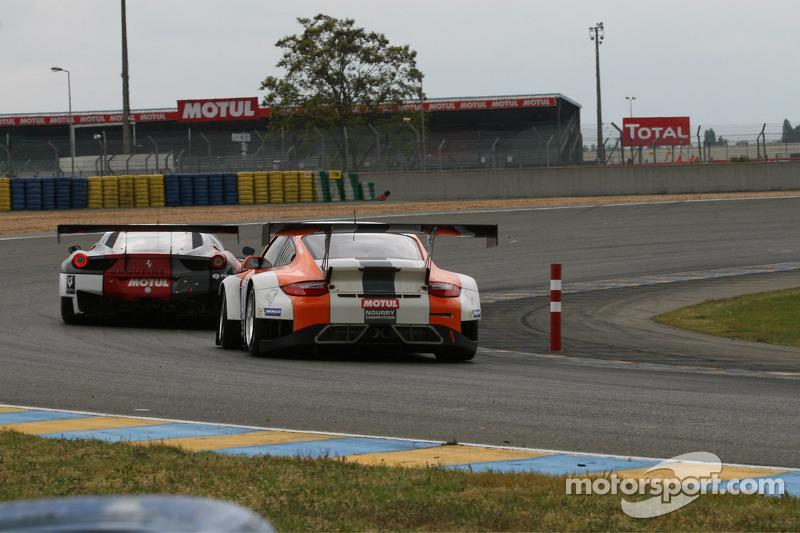 #27 Nourry Compétition 保时捷 911 GT3 R: Michel Nourry, David Loger