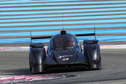 The Rebellion R-One tests at Paul Ricard