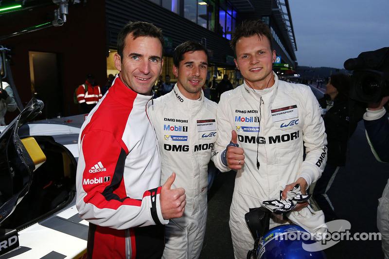 Pole position para Romain Dumas, Neel Jani, Marc Lieb