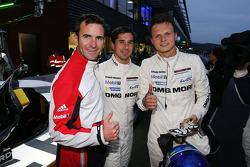 Pole position for Romain Dumas, Neel Jani, Marc Lieb