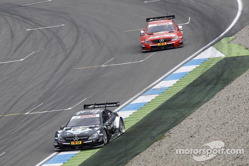 Christian Vietoris, Mercedes AMG DTM-Takımı HWA DTM Mercedes AMG C-CoupÈ