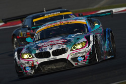 #4 Goodsmile Hatsunemiku BMW Motorsport Z4 GT3: Nobuteru Taniguchi, Tatsuya Kataoka