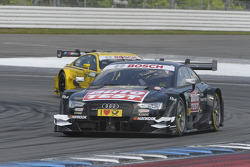 Retrato de Timo Scheider, del equipo Audi Sport Phoenix, en el Audi RS 5 DTM