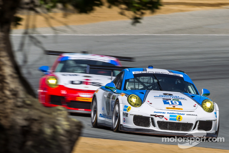 #19 Muehlner Motorsports America 保时捷 911 GT America: 马克·夸默, 狄龙·马沙弗恩