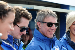MG KX Clubcard Fuel save duo Sam Tordoff and Jason Plato