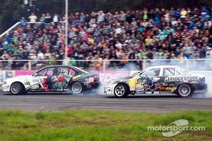 Russian Drift Series action