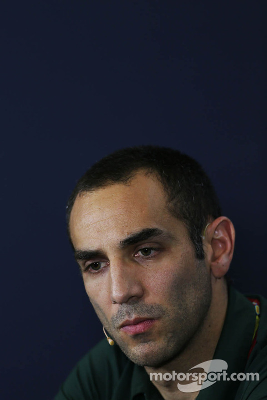 Cyril Abiteboul, Caterham F1, Teamchef