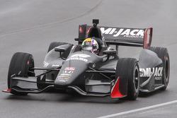 Джек Хоксуорт. Гран При Инди, пятничная тренировка.