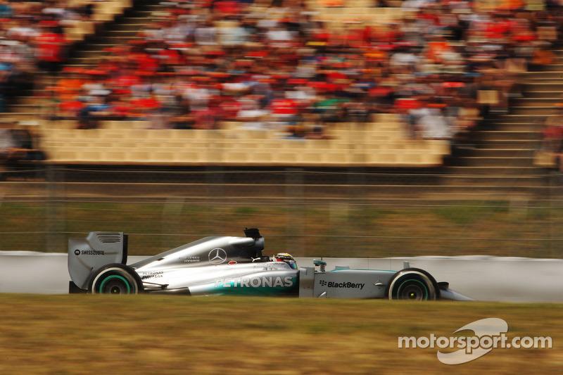 GP Spanyol 2014