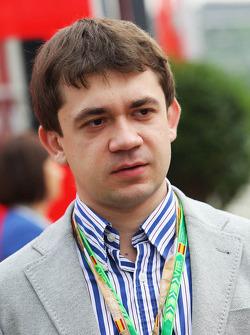 Сергей Воробьёв. ГП Испании, воскресенье, перед гонкой.