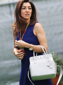 Fabiana Flosi, Bernie Ecclestone'un eşi