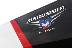 Logo: Marussia F1 Team