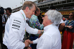 Bernie Ecclestone, gridde