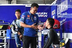 AP250: M Faerozi dan Richard Taroreh, Yamaha Racing Indonesia