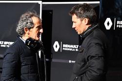 Alain Prost, Renault Sport F1 Team consejero