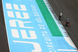 Moto2-Test in Jerez, März