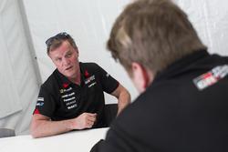 Руководитель Toyota Gazoo Racing WRC Томми Мякинен