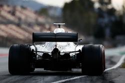 バルセロナF1公式テスト:後半
