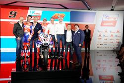 Presentazione Pramac Racing