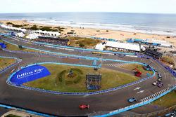 Edoardo Mortara, Venturi Formula E Team, Sam Bird, DS Virgin Racing