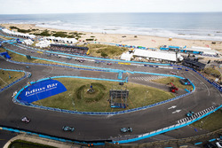 Luca Filippi, NIO Formula E Team, Mitch Evans, Jaguar Racing, Nelson Piquet Jr., Jaguar Racing., Edoardo Mortara, Venturi Formula E Team