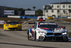 #24 BMW Team RLL BMW M8, GTLM: John Edwards, Jesse Krohn, Nicky Catsburg