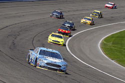 Kevin Harvick, Stewart-Haas Racing, Ford Fusion Busch Beer, Paul Menard, Wood Brothers Racing, Ford Fusion Menards / FVP